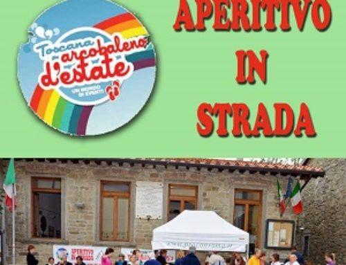 Aperitivo in strada – Toscana Arcobaleno
