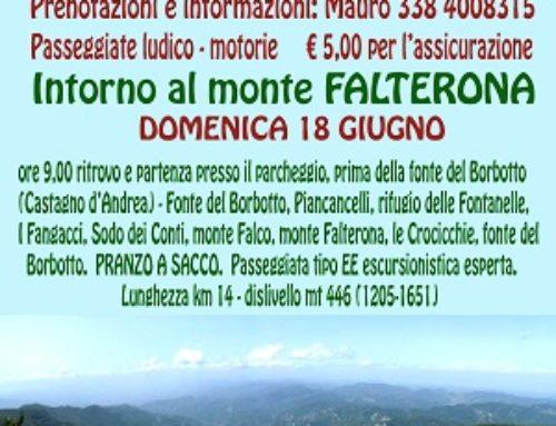Intorno al monte Falterona – Camminata ludico-motoria