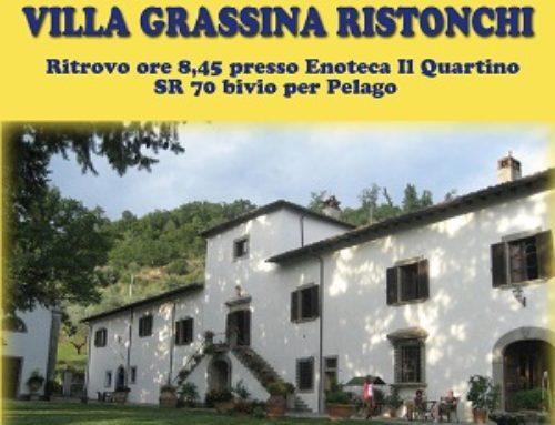 Villa Grassina Ristonchi – camminata ludico motoria
